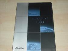 56020) Cadillac Seville STS SLS Evoq IAA Pressemappe 09/1999