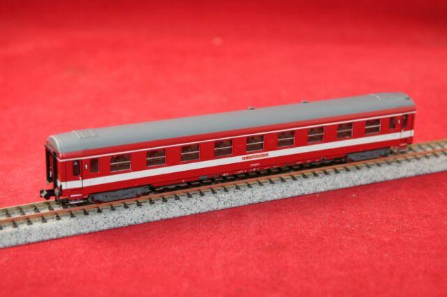 Minitrix 15950-02 SNCF Le-Capitole Schnellzugwagen 1.Klasse rot/NEU