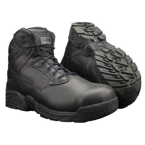 HI-TEC Magnum Stealth Force 6.0 Leather CT CP Sicherheitsstiefel S3
