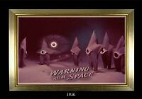Magnet Movie Monster Warning From Space 1956