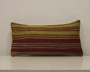 Admirable Details About 10X20 Lumbar Pillow Striped Lumbar Chair Pillow Bed Pillow Couch Lumbar Pillow Short Links Chair Design For Home Short Linksinfo