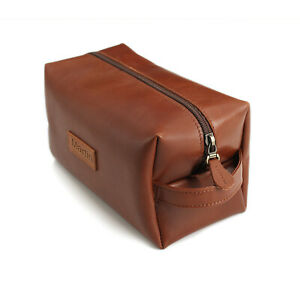 Wash Bag Cosmetic Mens Toiletry