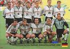Fußball Weltmeisterschaft 1998 + DEUTSCHLAND das TEAM + WM + BigCard #452 +