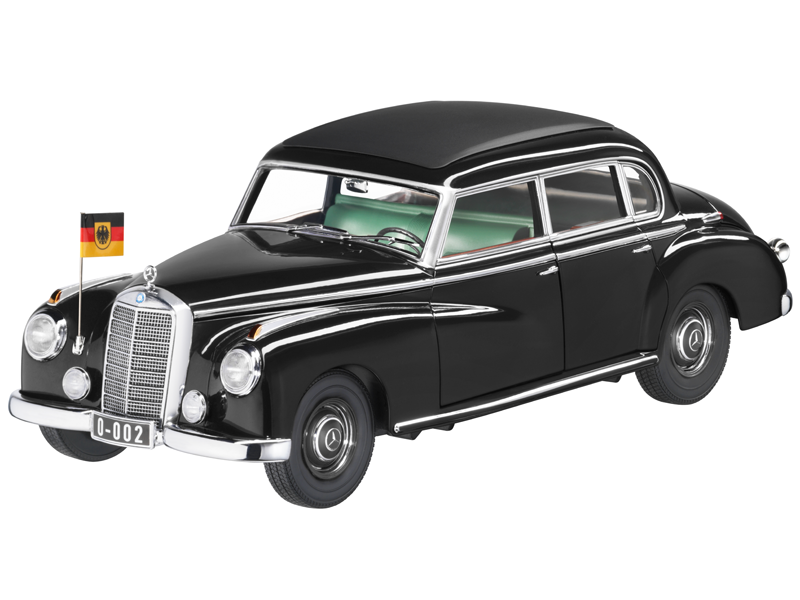 Original Mercedes-Benz 300 (w186)  Adenauer-MERCEDES    NOREV 1 18   b66040614