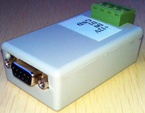 Details about Converter/WG26/34 232/serial Wiegand/COM port/Bidirectional  transmission (16hex)