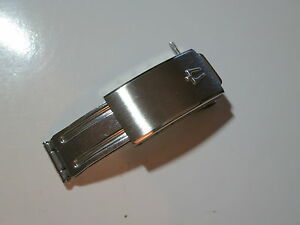 Silver Clasp Deployment Metal Buckle Buckle For Audemars Piguet Royal OAK100