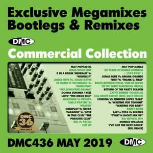 Details about DMC Commercial Collection Issue 436 Bootleg Remix & Megamix  DJ Double Music CD