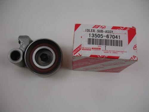 Toyota OEM 1KD-FTV and 2KD-FTV and 1KZ-TE Timing Belt idler 13505-67041