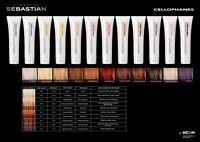 Sebastian Cellophane Color Treatment 300ml 10.1oz Combo(free Expedited Shipping)