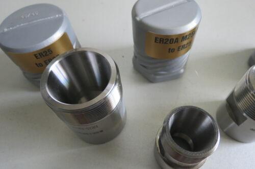 ER20 auf ER25 oder ER25 auf ER32 Adapter ER16 auf ER20