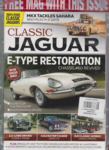 Classic Jaguar Uk Magazine Aug Sept 2017 Sealed W Sports Car Special Magazine Ebay