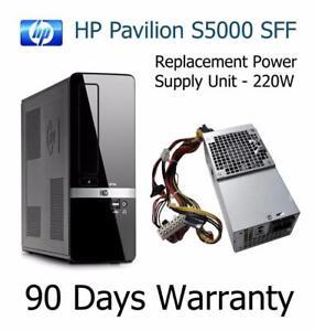 HP-Pavilion-S5000-RICAMBIO-220-W-Alimentatore-504965-001-HP-D2201C0