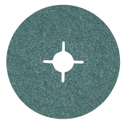 10x Sonnenflex Vulkanfiberscheibe 115x22,23 K60 ZK Schleifscheibe 4103510005971