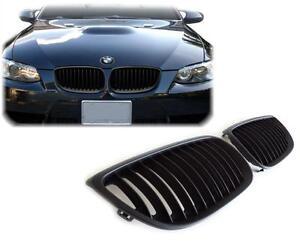 GRILLE-BLACK-BEAN-GRIDS-BMW-3-SERIES-COUPE-E92-2006-2010-COMFORT-EXCELLIS