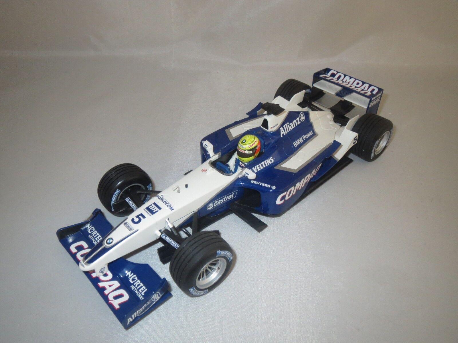Minichamps Williams fw23 BMW (R. Schumacher) #5 (2001) 1:18 neuf dans sa boîte!!! (f42) | à Bas Prix  | La Mode De