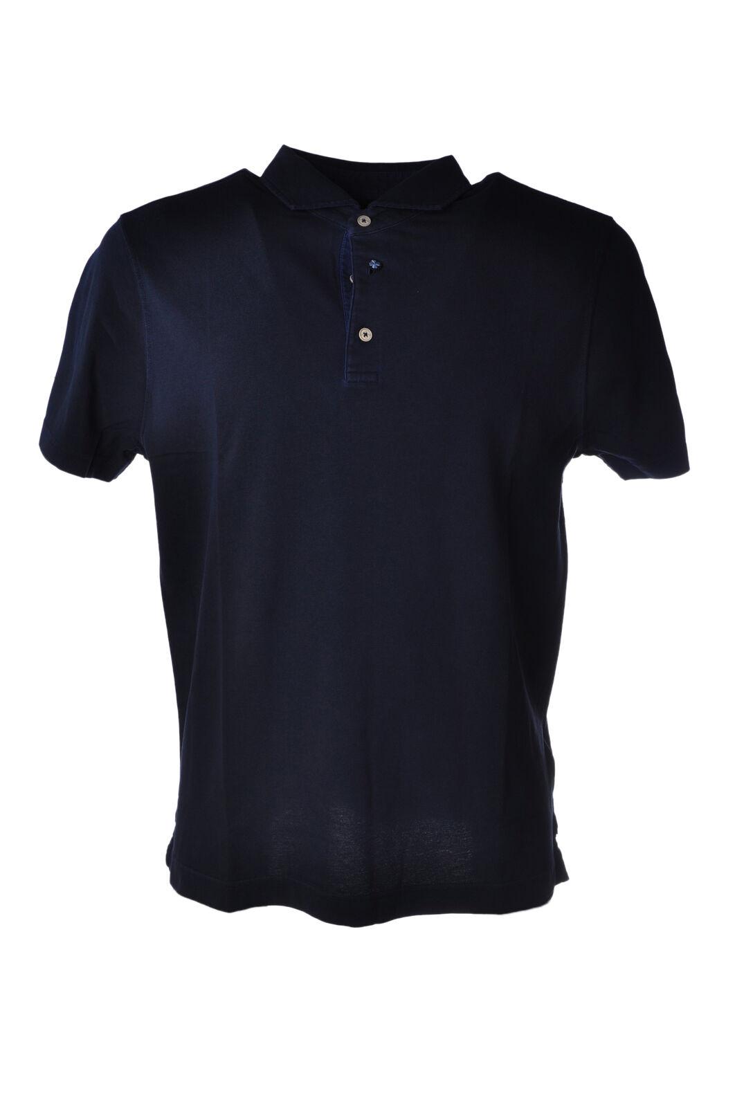 Heritage - Topwear Polo - Mann - Blau - 5025431G184339