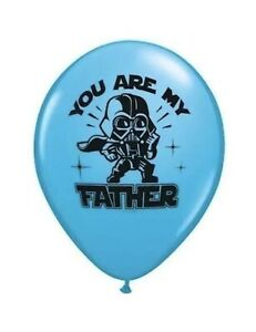 STAR-WARS-YOU-ARE-MY-FATHER-LATEX-BALLOONS-x-5-Fathers-day-balloons