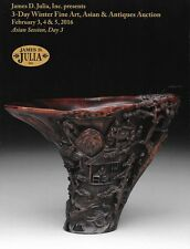 James Julia Chinese & Asian Art Works Auction Catalog February 2016
