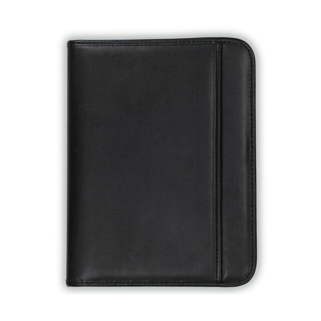 Samsill Professional Portfolio With Zippered Closure Junior Size 7 Inch 70821 for sale online