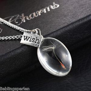LP-1-Silber-Halskette-Halsschmuck-mit-Glaskugeln-Anhaenger-Modeschmuck-62cm