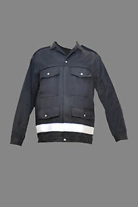 Workwear Flame Retardant TOP JACKET NAVY