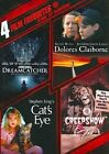 4 Film Favorites Stephen King 0085391174240 With Morgan Freeman DVD Region 1