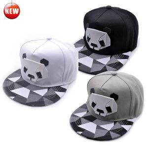 Image is loading Fashion-Men-Women-Adjustable-Hip-Hop-Baseball-Hat- 83f00c71ac8f
