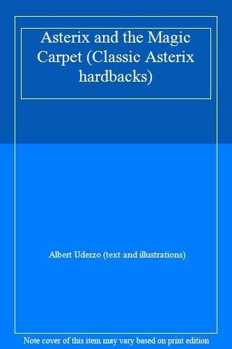 Asterix Magic Carpet BK 30 (Classic Asterix hardbacks),Albert Uderzo (text and