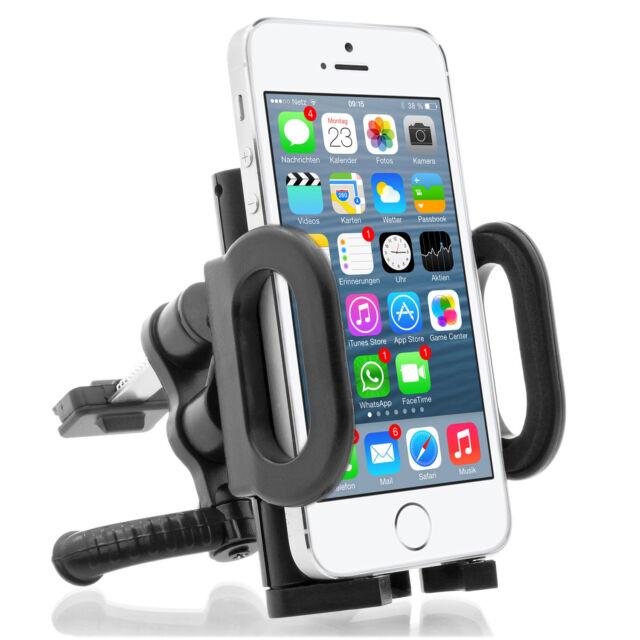 Handy auto Halterung Lüftungsgitter iPhone x 4 5 6 7 8 plus Universal KFZ Halter