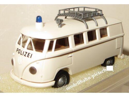 """nuevo Brekina 31601 VW t1 /""""policía/"""" embalaje original"""