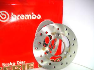 BREMBO SERIE ORO 68B40711 DISCO FRENO ANTERIORE FISSO SYM 50 CINDERELLA 1999