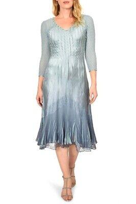 Womens Midi Chiffon Dress Brand find