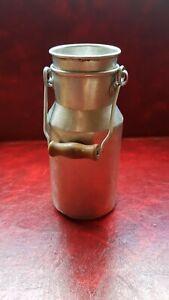 Tanica-O-Pentola-Per-Latte-Alluminio-Vintage-Per-Bambola