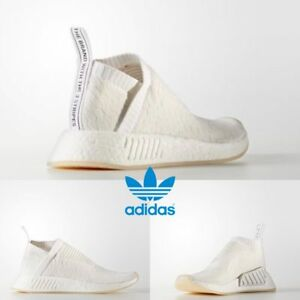 Adidas-Original-NMD-CS2-PK-W-City-Sock-Shoes-Running-White-BY3018-SZ-4-11