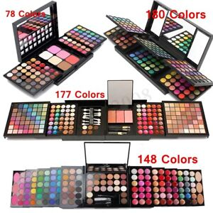180-Couleur-Palette-Fard-Ombre-a-Paupieres-Yeux-Eyeshadow-Glitter-Mat-Maquillage