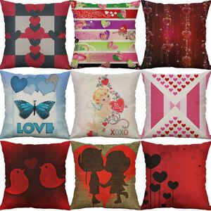 18-034-Love-Heart-Cotton-Linen-Sofa-Cushion-Cover-Home-Decor-Pillow-Case