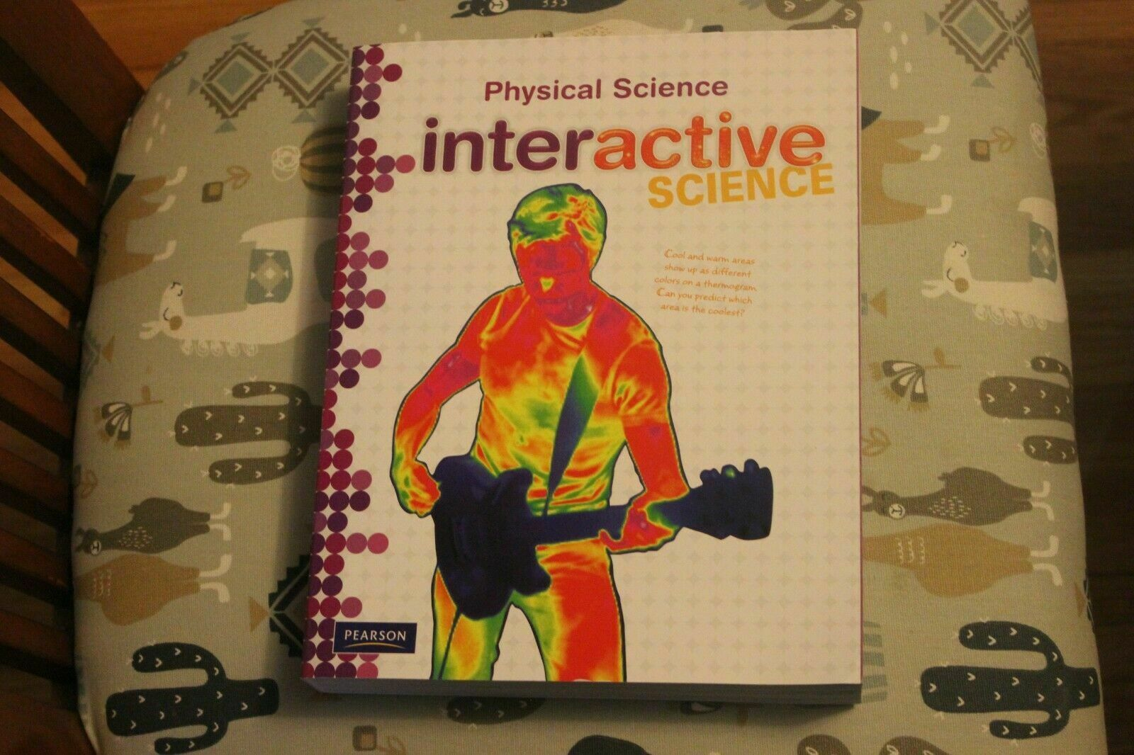 Physical Science Interactive Science Pearson Grade 6 7 8 BRAND NEW!!!!!! 2