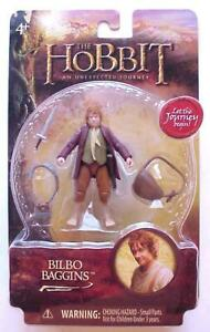 Lord of The Rings Hobbit Bilbo Baggins Action Figure New /& Sealed