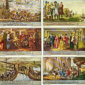 LIEBIG : S_1522 : 'Histoire de nos provinces Anvers (l'