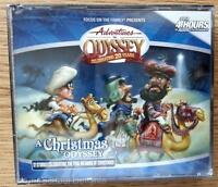 Adventures In Odyssey A Christmas Odyssey 4 Cd Audio Set Focus On The Family