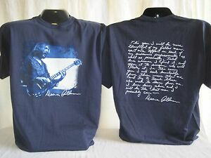eda44d20eb4 Image is loading Allman-Brothers-Duane-Quote-T-Shirt-Tee-Music-