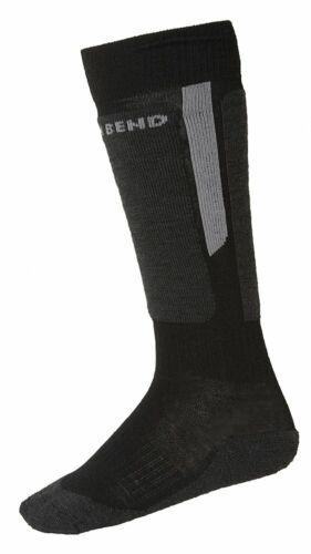 North Bend Ski Snowboard Socken ExoWool Black 2020