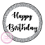 Happy-Birthday-Party-Glitter-Style-Sweet-Cone-Birthday-Cake-Box-Gift-Seal-Hamper thumbnail 16