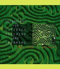 Technology for Literacy Teaching and Learning Valmont, William J. Paperback