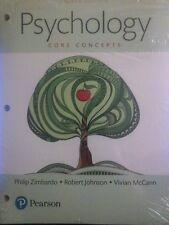 Psychology Core Concepts Eighth Edition Textbook and Online Access Code