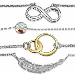 Amberta-925-Sterling-Silver-Adjustable-Chain-Necklace-with-Pendant-for-Women