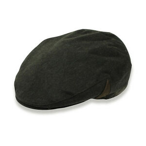 Image is loading LODEN-HAT-Sixpence-Flatcap-LODEN-with-Sympatex-amp- b2a6c867e7e