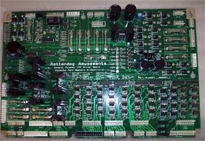 DMD089 Williams DMD Controller Board for Pinball Game Replaces A-14039 Free Ship