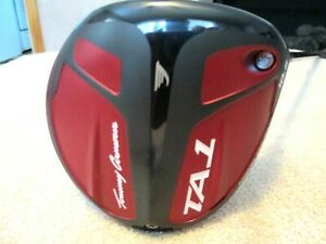 Nonconforming Banned ILLegal Tommy Amour TA1 10.5* Driver Graphite Design 60 Reg