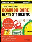 Teaching the Common Core Math Standards with Hands-On Activities, Grades 3-5 by Erin Muschla-Berry, Gary Robert Muschla, Judith A. Muschla (Paperback, 2014)
